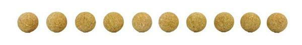 Kurk ballen - 10 st./pak, Ø 20 mm