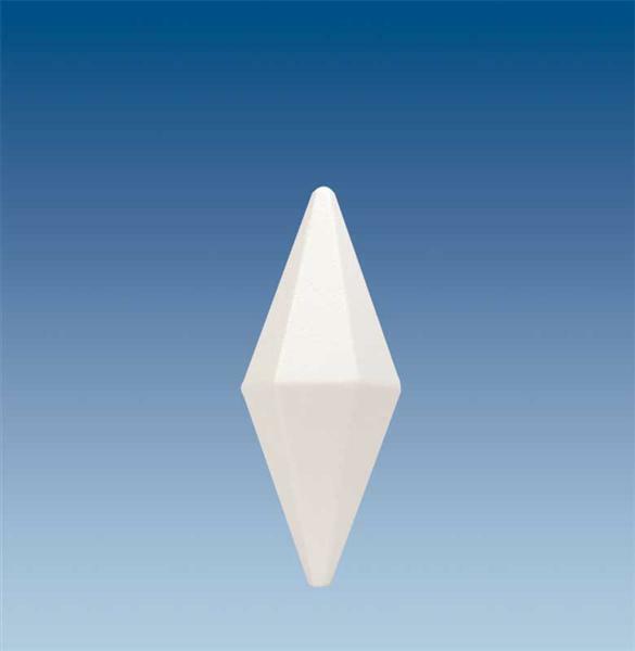 Polystyrène expansé - facette, 20 cm