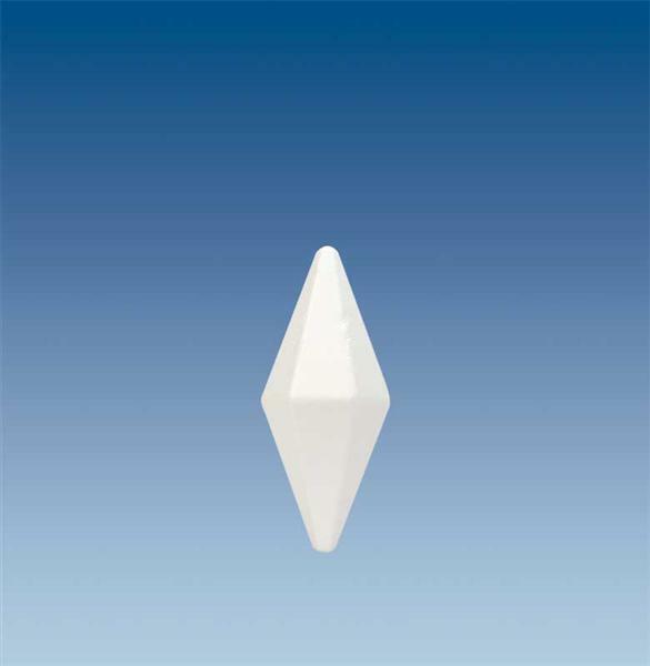 Polystyrène expansé - facette, 15 cm