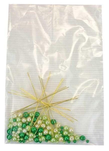 Etoiles en perles, vert