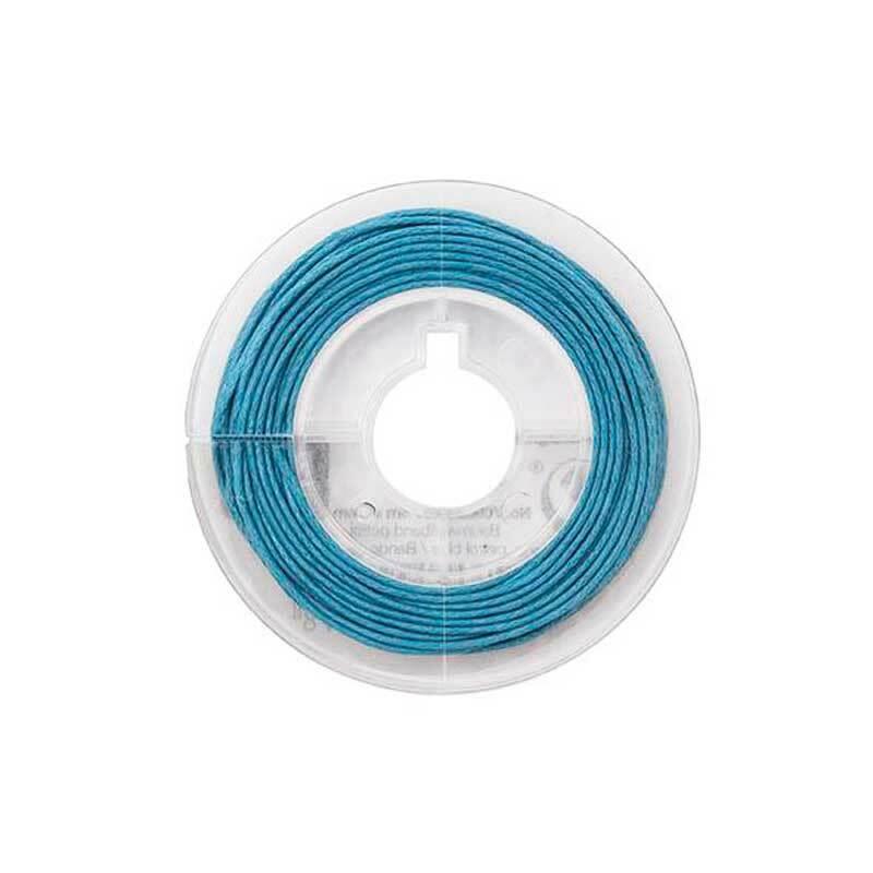 Corde en coton Ø 1 mm - 5 m, pétrole
