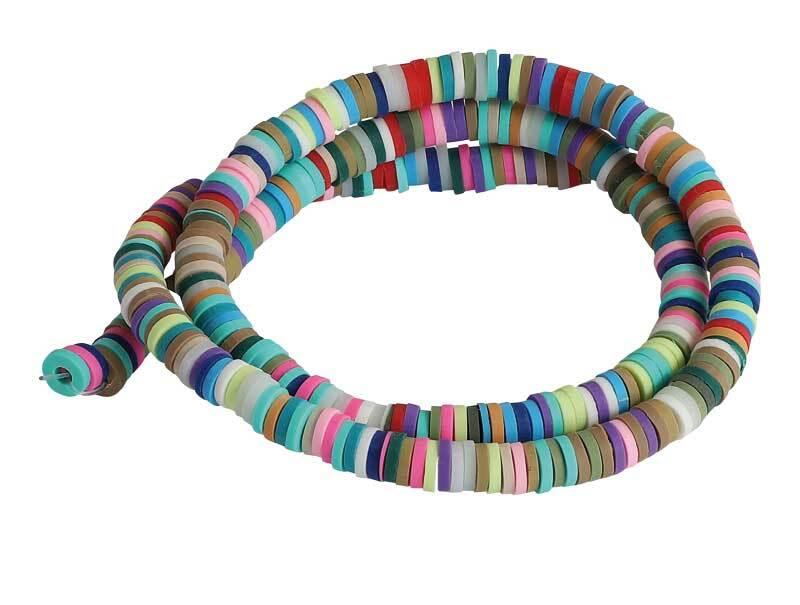 Mélange perles Katsuki - 340 pces, multicolore