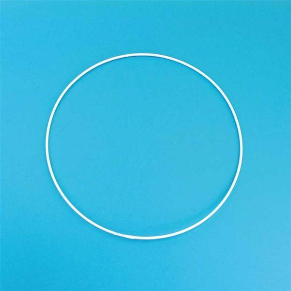 Metallring - Ring, Ø 25 cm