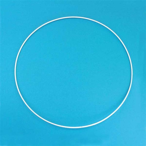 Metalen draadvorm - ring, Ø 30 cm