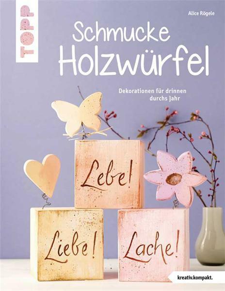 Boek - Schmucke Holzwürfel