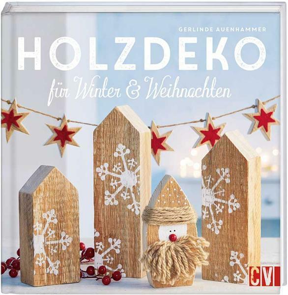 Boek - Holzdeko für Winter & Weihnachten