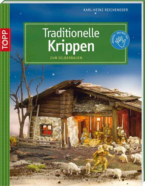 Boek - Traditionelle Krippen