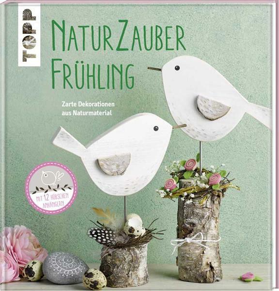Boek - Naturzauber Frühling