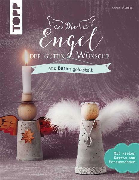 Buch - Die Engel, aus Beton gebastelt