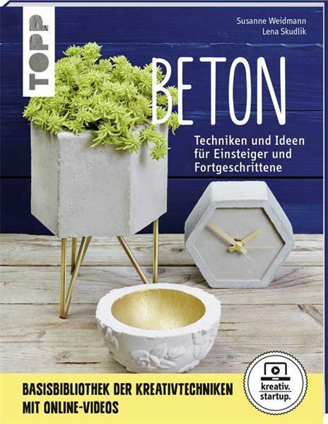 Buch - Beton Techniken und Ideen