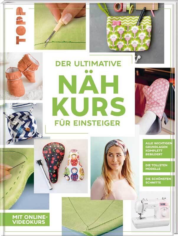 Livre - Der ultimative NÄHKURS für Einsteiger