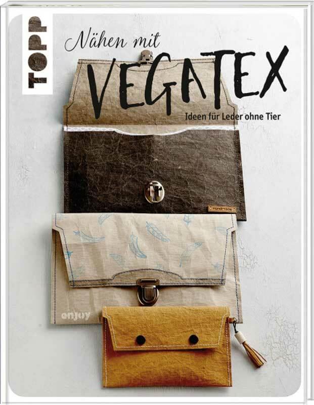 Boek - Nähen mit Vegatex