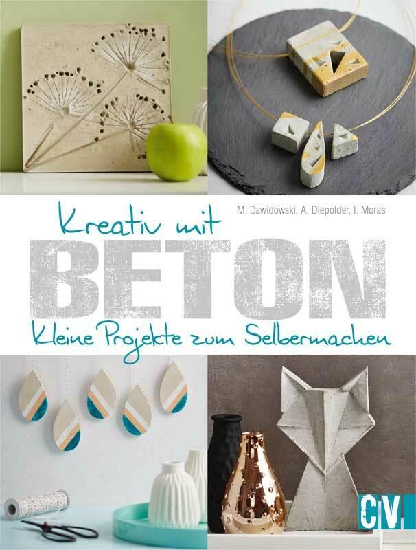 Livre - Kreativ mit Beton