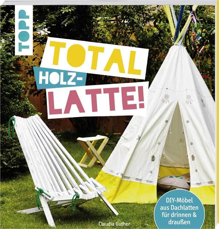 Boek - Total Holzlatte