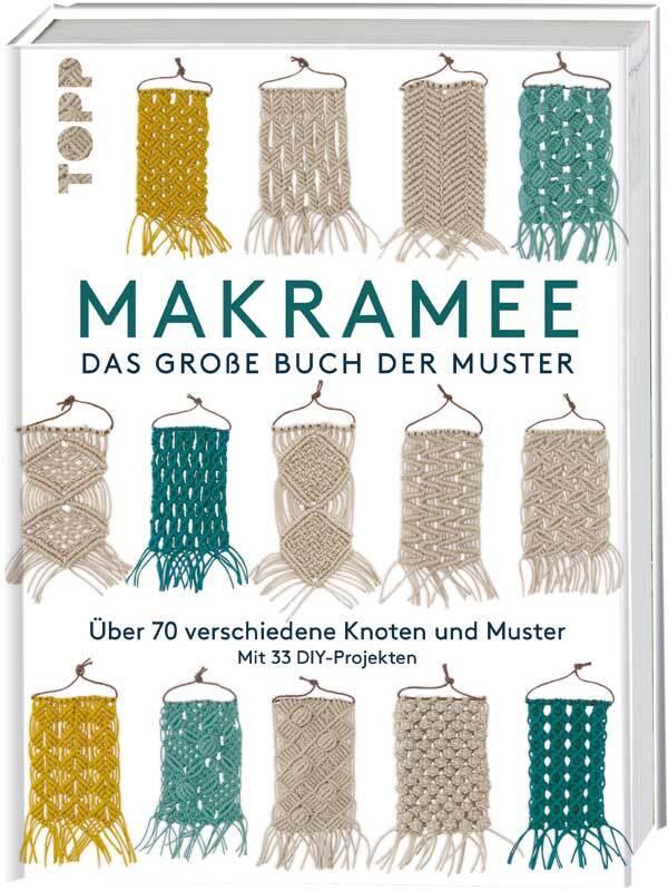 Buch - Makramee, Das große Buch der Muster