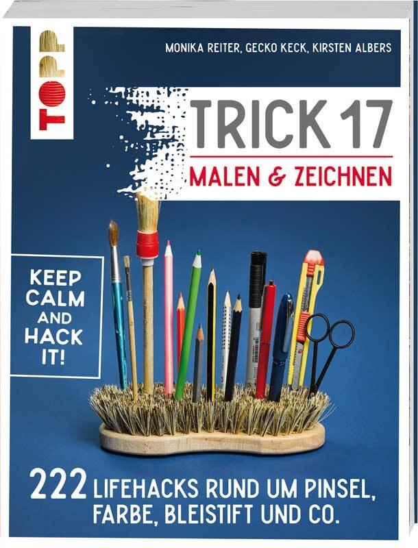 Buch - Trick 17, Malen & Zeichnen