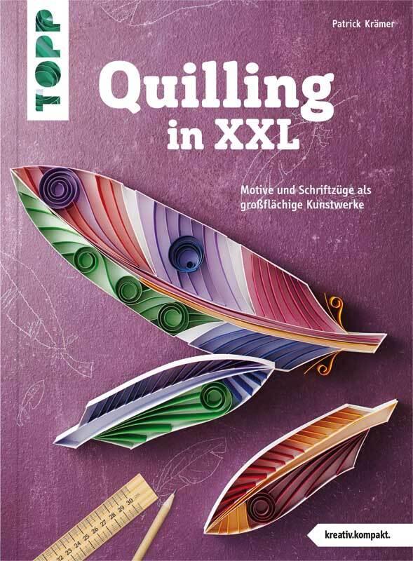 Livre - Quilling XXL