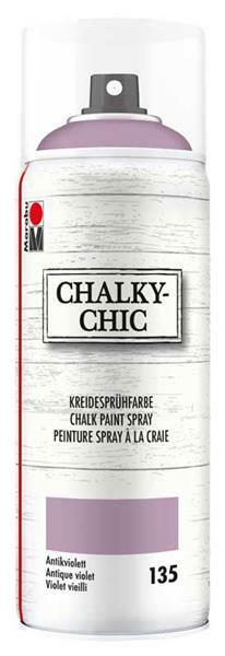 Chalky-Chic Kreidesprühfarbe - 400 ml, antikviole