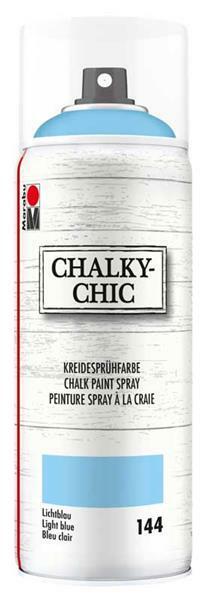 Chalky-Chic Kreidesprühfarbe - 400 ml, lichtblau