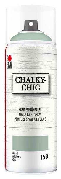 Chalky-Chic krijtverf spray - 400 ml, maretak