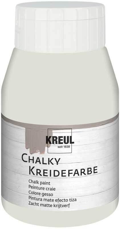 Chalky krijtverf - 500 ml, cream cashmere