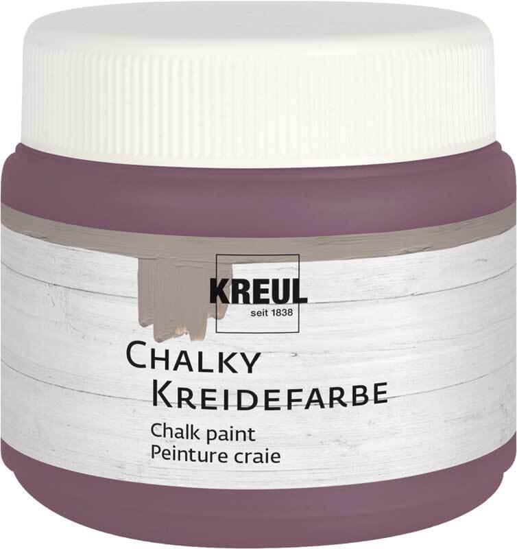 Chalky Kreidefarbe - 150 ml, pure purple