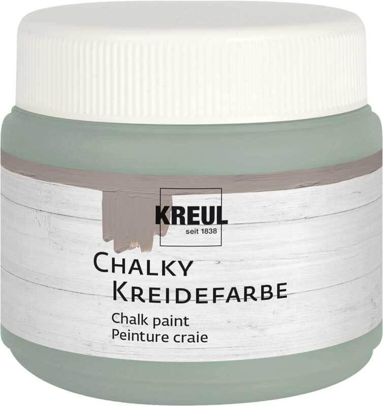 Chalky Kreidefarbe - 150 ml, herbal green