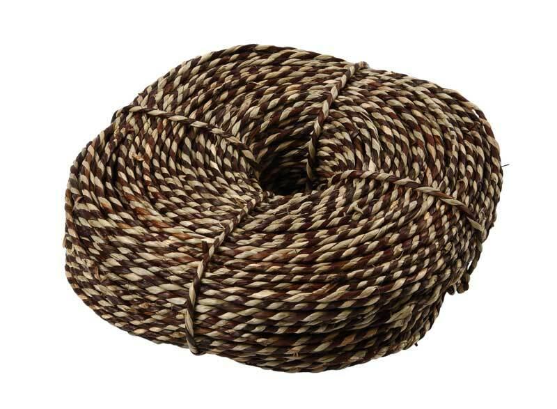 Corde en zostère - 500 g, brun