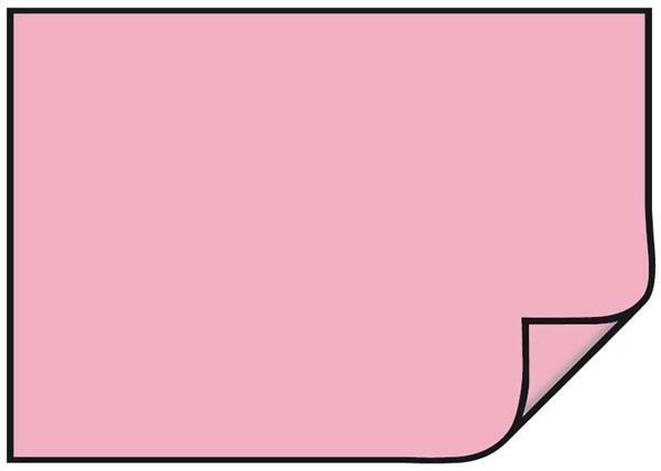 Fotokarton - 10 st./pak, 50 x 70 cm, roze