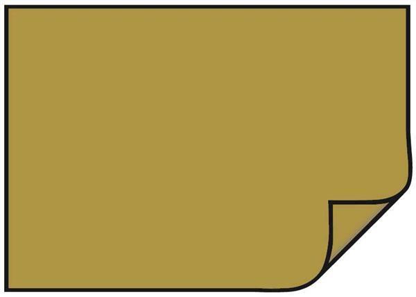 Papier dessin - 10 pces, 70 x 50 cm, or mat