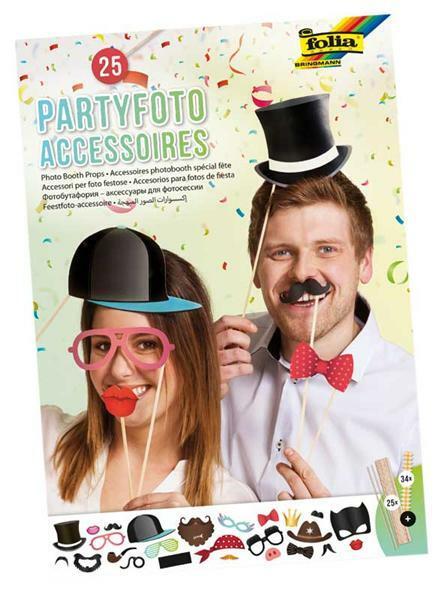 Accessoires -  Party photos