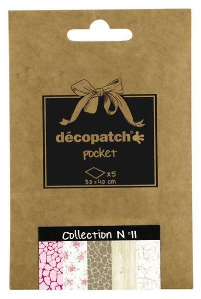 Decopatch Pocket - Nr. 11