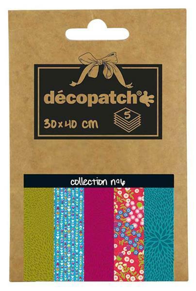 Décopatch Pocket - n° 6