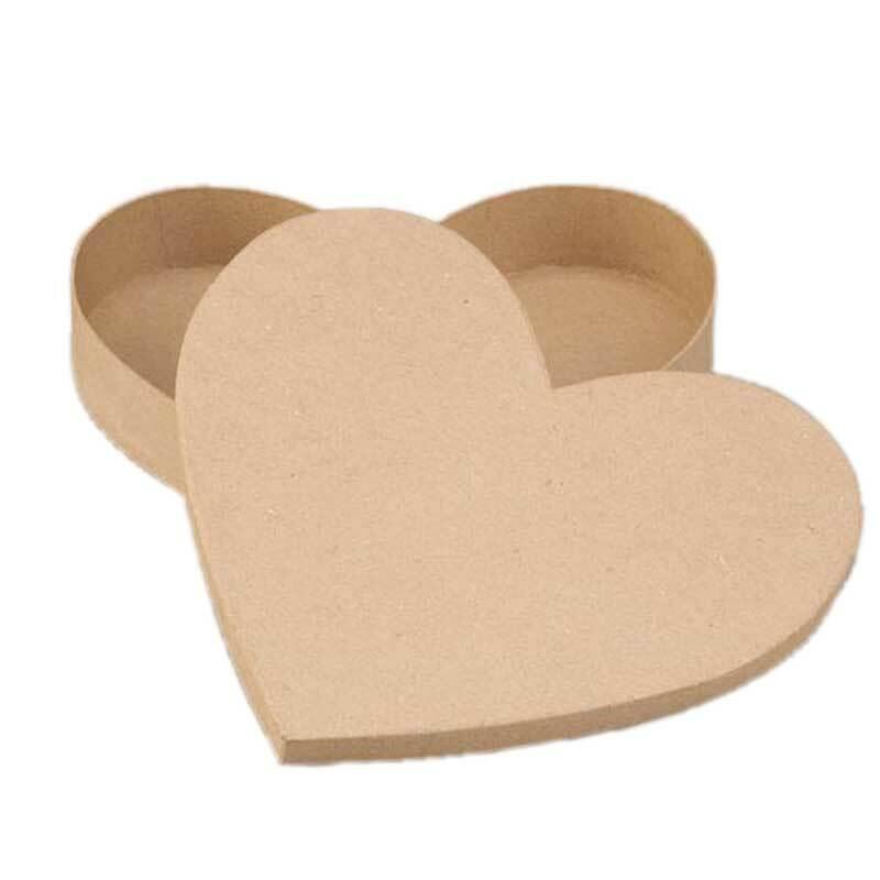 Pappmache Box, Herz