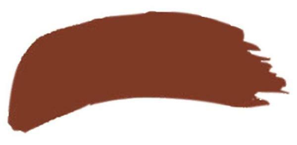 Porzellanfarbe - 20 ml, cognac