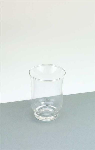 Photophore, Ø 8,5 cm x 12 cm