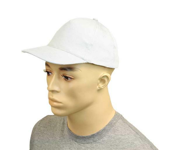 Baseball cap - volwassene, wit