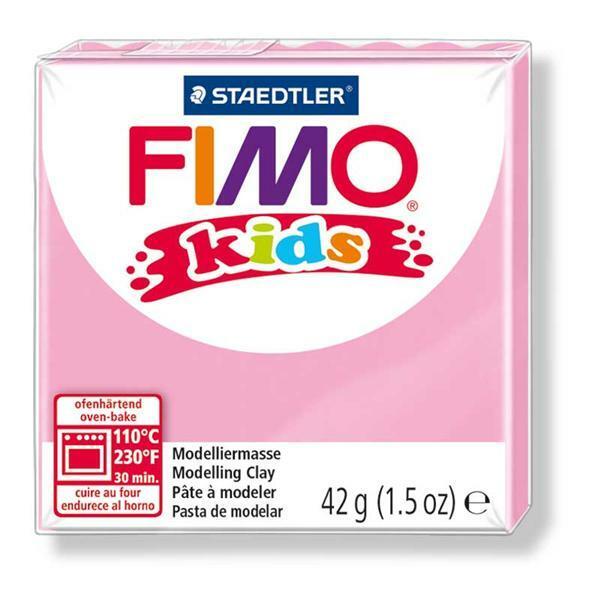 Fimo kids - 42 g, roze