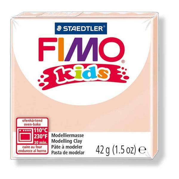 Fimo kids - 42 g, huidskleur