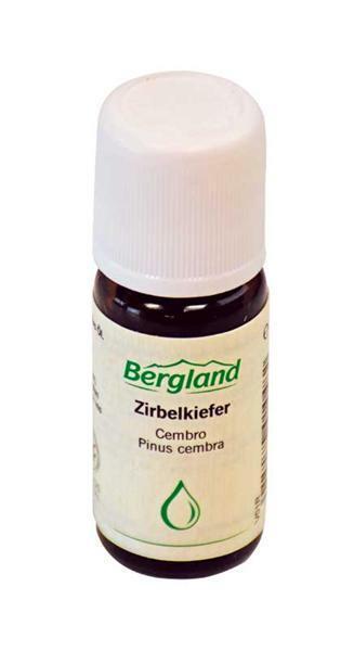Duft-, Haut- und Massageöl - 10 ml, Zirbelkiefer