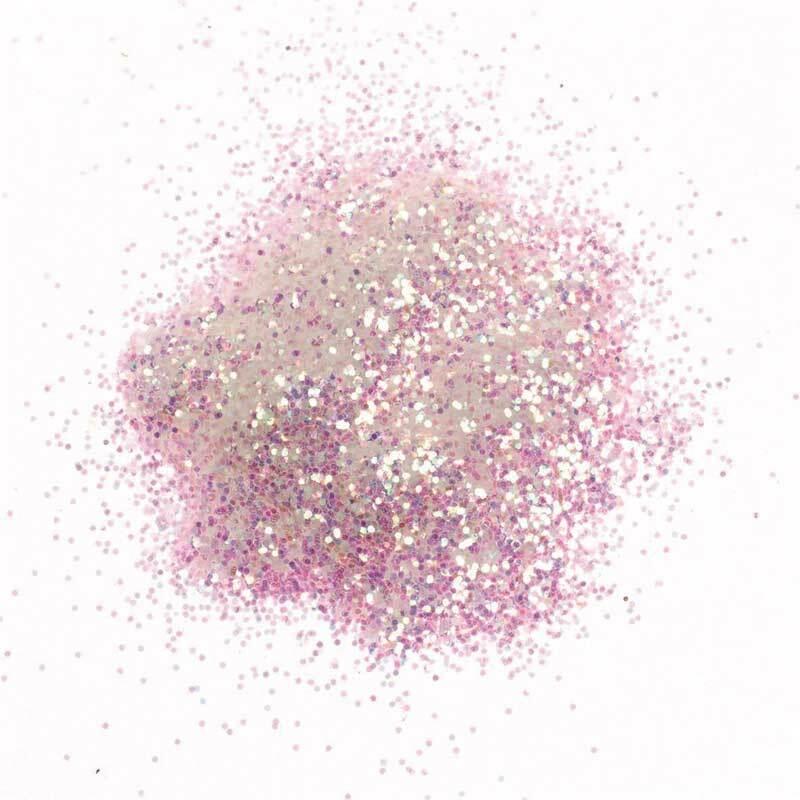 Kosmetik Glitzer - 1 g, perlmuttfarben