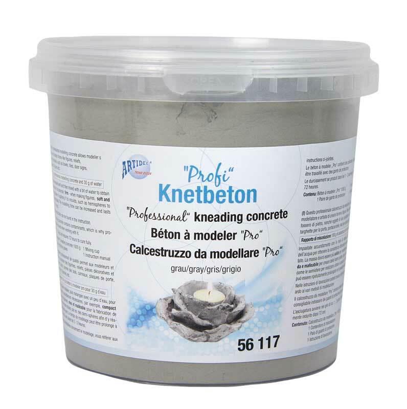 Knetbeton, 3500 g