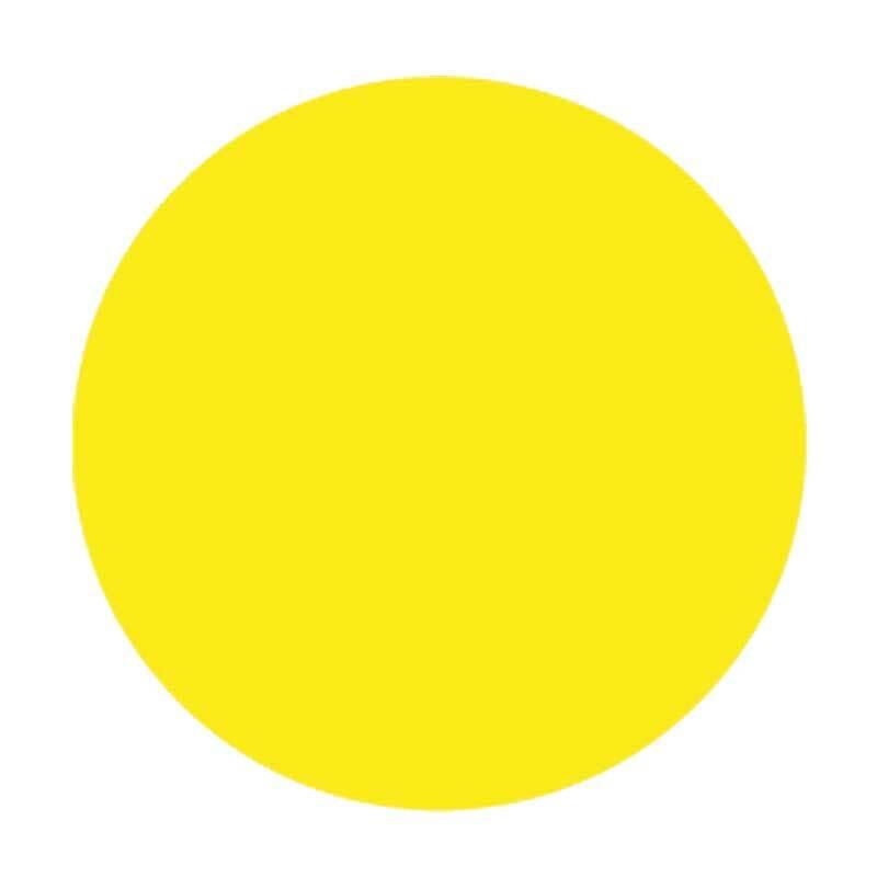 Encaustiek schilderblok, citroengeel