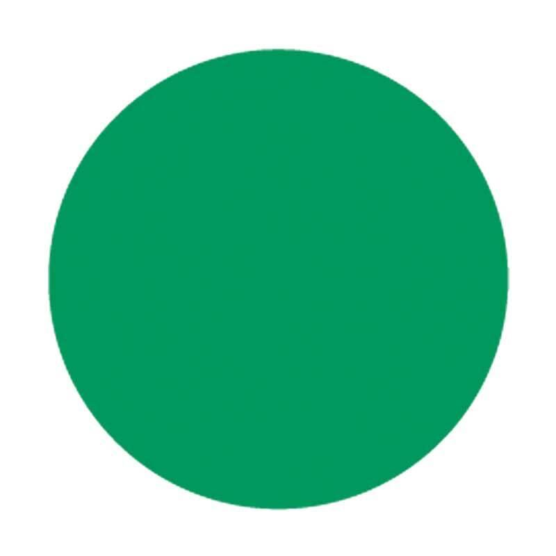 Enkaustic Malblock, dunkelgrün