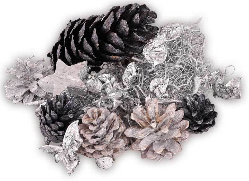 Zapfenmischung - Silbermix, 100 g