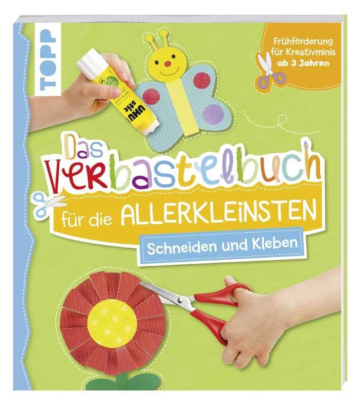 Boek - Verbastelbuch Schneiden & Kleben
