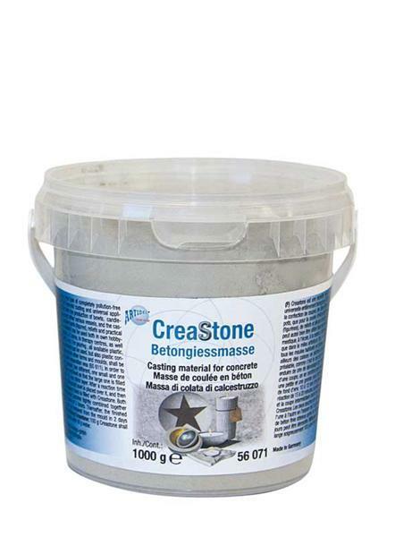 Creastone - beton-gietmateriaal, 1000 g