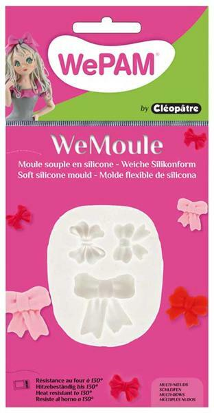 WeMoule forme silicone, nœuds