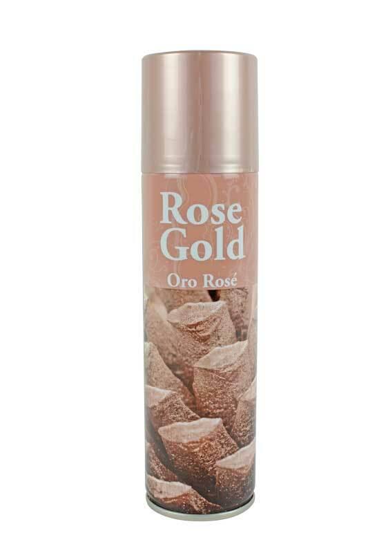 Spray - 150 ml, rose - gold