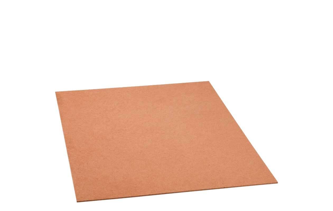 Hartfaserplatte - 4 mm, 50 x 35 cm